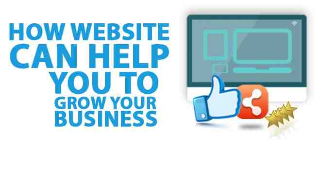 How Website can help you to grow Your Business